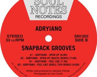Adryiano – Snapback Grooves