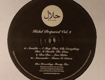 Arnaldo, Ben Boe, Anaxander – Halal Prepared Vol. 2