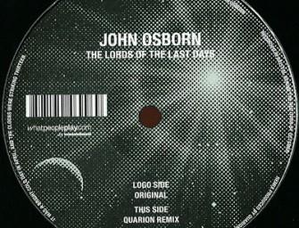 John Osborn – Lords Of The Last Days