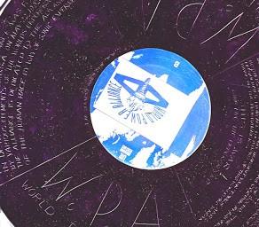 Mithilfe bei Seminararbeit: Jonas von LA Rokoko sucht Runout Groove-Botschaften auf Detroiter Techno-Platten
