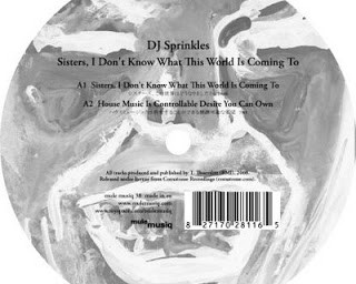 DJ Sprinkles a.k.a. Therre Thaemlitz – Sisters, I Don't Know What This World Is Coming To (inkl. Motor City Drum Ensemble Remixes)