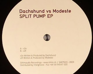 Dachshund Vs. Modeste – Split Pump EP