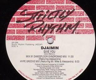 Djaimin – Give You