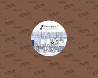 Various Artists – Drumpoems Verse 02 EP