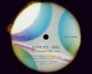Four Tet – Sing (incl. Floating Points Remix)