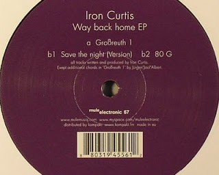 Iron Curtis – Way Back Home EP