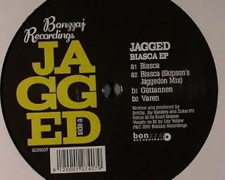 Jagged – Biasca EP