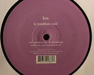 KZA – Le Troublant Acid