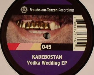 Kadebostan – Vodka Wedding EP