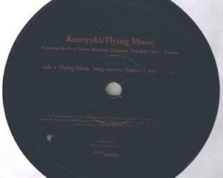 Kuniyuki – Flying Music