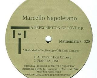 Marcello Napoletano – A Prescription Of Love EP