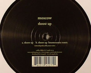 Moscow – Throw Up EP