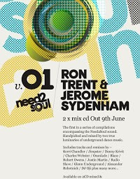 Need 2 Soul Vol. 1 – mixed and compiled by Ron Trent & Jerôme Sydenham