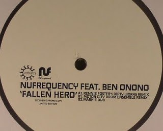 NuFrequency feat. Ben Onono – Fallen Hero (Remixes)