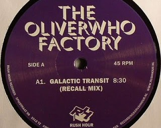 The Oliverwho Factory – Galactic Transit