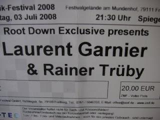 Root Down Exclusive presents Laurent Garnier & Rainer Trüby