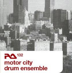 ResdentAdvisor – Motor City Drum Ensemble – Podcast