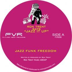 Ron Trent – Jazz It Up