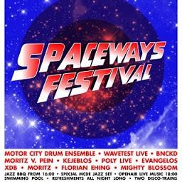Spaceways Festival Stuttgart