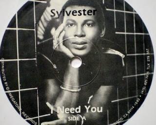 Sylvester – I Need You