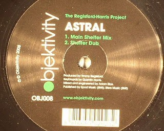 The Regisford-Harris Project – Astral