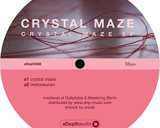 Crystal Maze – Crystal Maze