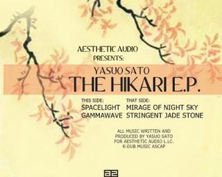 Yasuo Sato – The Hikari EP