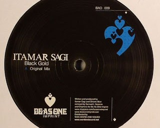 Itamar Sagi – Black Gold EP