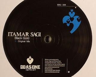 Itamar Sagi – Black Gold EP