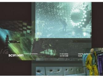 Samstag: SciFiHiFi bringen Live-Visual und Techno ins White Rabbit nach Freiburg