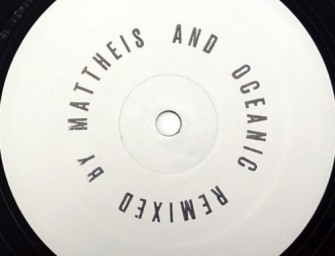 Mattheis & Oceanic – Remixed by Mattheis & Oceanic